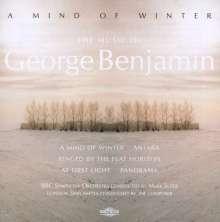 George Benjamin (geb. 1960): Antara, CD