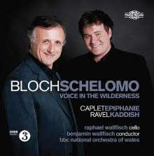 Ernest Bloch (1880-1959): Schelomo für Cello & Orchester, CD