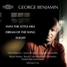 George Benjamin (geb. 1960): Into the Little Hill, CD