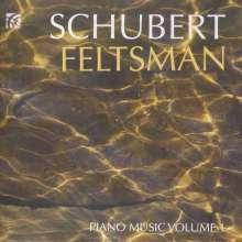 Franz Schubert (1797-1828): Klavierwerke Vol.1, CD