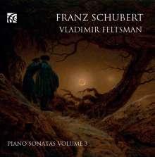Franz Schubert (1797-1828): Klavierwerke Vol.3, CD