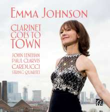 Emma Johnson - Clarinet Goes To Town, CD
