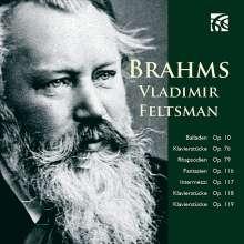 Johannes Brahms (1833-1897): Klavierwerke, 2 CDs