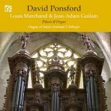 David Ponsford - Französische Orgelmusik Vol.7, CD