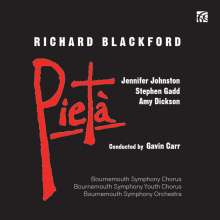 Richard Blackford (geb. 1954): Pieta, CD