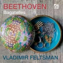 Ludwig van Beethoven (1770-1827): Bagatellen WoO 52 & 59, opp.33,119,126, CD