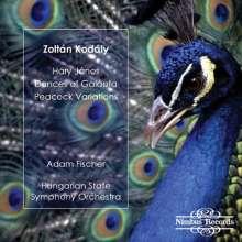 Zoltan Kodaly (1882-1967): Hary Janos-Suite, CD