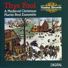 A Medieval Christmas - Thys Yool, CD