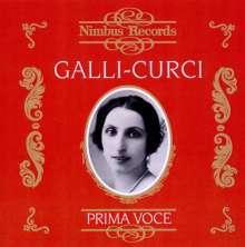 Amelita Galli-Curci singt Arien, CD