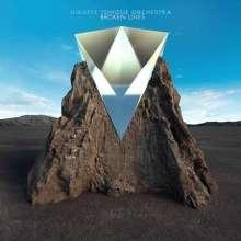 Giraffe Tongue Orchestra: Broken Lines, CD