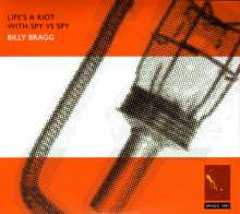Billy Bragg: Life's A Riot With Spy Vs Spy, 2 CDs