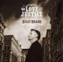 Billy Bragg: Mr. Love & Justice, CD