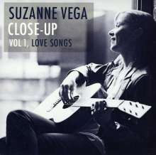 Suzanne Vega: Close-Up 1: Love Songs (Acoustic Hits & Re-Recordings), CD