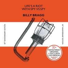 Billy Bragg: Life's A Riot With Spy Vs Spy (30th Anniversary Edition), CD