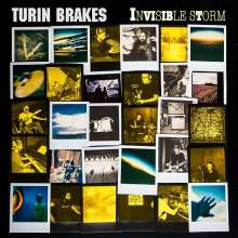 Turin Brakes: Invisible Storm (Limited-Edition), LP