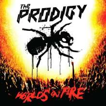 The Prodigy: World's On Fire (Live At Milton Keynes Bowl) (2020 remastered) (180g), 2 LPs