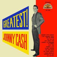 Johnny Cash: Greatest! (Limited-Edition), LP