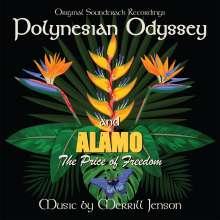 Merrill Jenson: Filmmusik: Polynesian Odyssey/Alamo: The Price Of Freedom O.S, CD