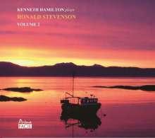 Ronald Stevenson (1928-2015): Klavierwerke Vol.2, CD