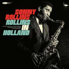 Sonny Rollins (geb. 1930): Rollins In Holland: The 1967 Studio & Live Recordings, 2 CDs