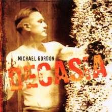 Michael Gordon (geb. 1963): Decasia, CD