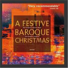 Barocke Weihnachtsmusik, CD
