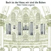 Bach ist der Vater,wir sind die Buben, CD