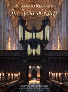 A Legend Reborn: The Voice of King's, 2 DVDs und 2 CDs