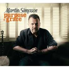 Martin Simpson: Purpose + Grace, CD