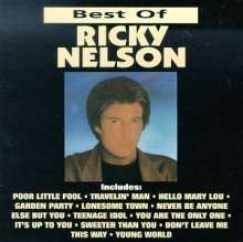 Rick (Ricky) Nelson: Best Of Ricky Nelson, CD