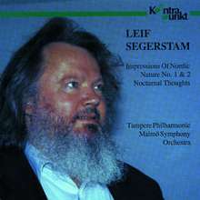 Leif Segerstam (geb. 1944): Impressions of Nordic Nature Nr.1 & 2, CD