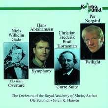 Hans Abrahamsen (geb. 1952): Symphonie, CD