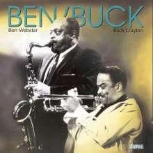 Ben Webster & Buck Clayton: Ben & Buck, CD