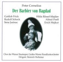 Peter Cornelius (1824-1874): Der Barbier von Bagdad, 2 CDs