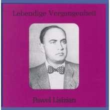 Pavel Lisitsian singt Arien, CD