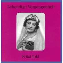 Fritzi Jokl singt Arien, CD