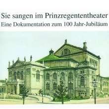 Sie sangen im Prinzregententheater, 3 CDs