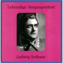 Ludwig Suthaus I singt Arien, CD