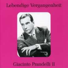Giacinto Prandelli singt Arien Vol.2, CD