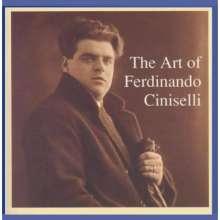 Ferdinando Ciniselli singt Arien, CD