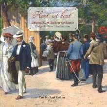 "Carl Michael Ziehrer (1843-1922): Ziehrer-Edition Vol.25  ""Heut' ist heut'"", CD"