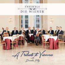 A Tribute to Vienna, CD