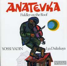 "Jerry Bock (1928-2010): Anatevka (""Fiddler on the Roof""-Ausz.), CD"