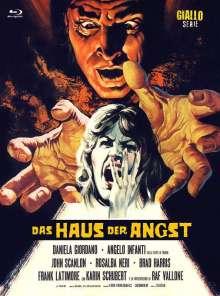 Das Haus der Angst (Blu-ray & DVD im Mediabook), 1 Blu-ray Disc und 1 DVD