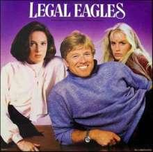 Filmmusik: Legal Eagles (DT: Staatsanwälte küsst man nicht), CD
