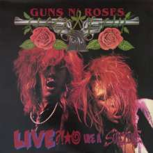 Guns N' Roses: G N'R Lies: Live, CD