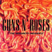 Guns N' Roses: The Spaghetti Incident?, CD