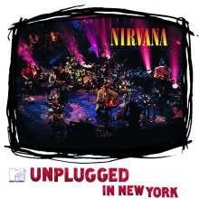 Nirvana: Unplugged In New York, CD
