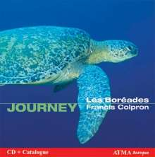 Les Boreades - Journey, CD
