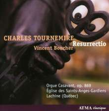 "Charles Tournemire (1870-1939): Office ""Dominica Resurrectionis"", CD"